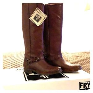 Frye Phillip Ring Tall Boot